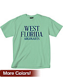 University of West Florida Argonauts Short Sleeve T-Shirt