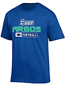 University of West Florida Argonauts Football T-Shirt
