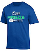 University of West Florida Argonauts Basketball T-Shirt