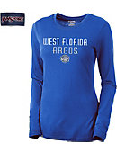 University of West Florida Argonauts Women's Long Sleeve T-Shirt