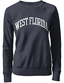 University of West Florida Women's Crewneck Sweatshirt