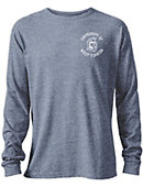 University of West Florida Tri-blend Twisted Long Sleeve T-Shirt