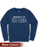 University of West Florida Women's Long Sleeve V-Neck Fleece