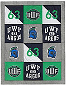 University of West Florida 62'' x 80'' Spirit Blanket