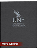 University of North Florida Ospreys Recycled Two-Pocket Portfolio
