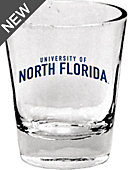 University of North Florida 1.5 oz. Collector's Glass