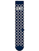 University of North Florida Women's Quatrafoil Socks