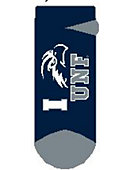 University of North Florida Ospreys Women's No Show Socks