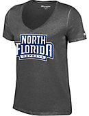 University of North Florida Women's V-Neck T-Shirt