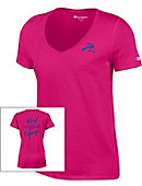 University of North Florida Ospreys Women's V-Neck T-Shirt