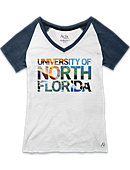 University of North Florida Women's T-Shirt