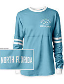 University of North Florida Women's Long Sleeve RaRa T-Shirt