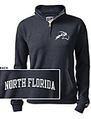 University of North Florida Women's 1/2 Zip Top