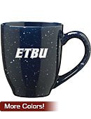 East Texas Baptist University 16 oz. Bistro Mug