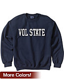 Volunteer State Community College Crewneck Sweatshirt