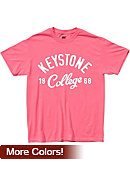 Keystone College Retro T-Shirt
