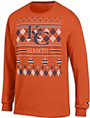 Keystone College Giants Ugly Sweater Long Sleeve T-Shirt