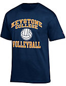 Keystone College Volleyball T-Shirt