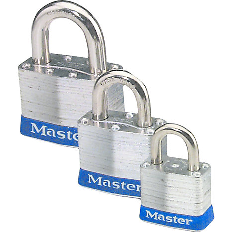 Product: Lock Laminated Steel 1.5' W/ Key