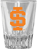 Idaho State University Collector's Glass