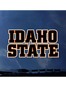 Idaho State University Decal Primary