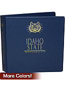 Idaho State University Bengals 1'' Binder