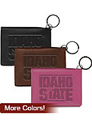 Idaho State University Keychain Wallet