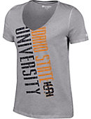 Idaho State University Women's V-Neck T-Shirt