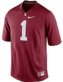 Nike Stanford Football #1 Replica Jersey