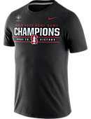 Stanford University Football 2016 Rose Bowl Game Champions T-Shirt