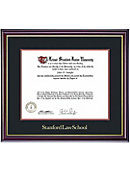 Stanford University Law 8.5'' x 11'' Classic Diploma Frame