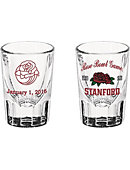 Stanford University 2016 Rose Bowl Collectors Glass