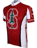 Adrenaline Promotions Stanford University Cardinal Cycling Jersey