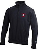 1507D Stanford University Quarter-Zip Fleece Pullover