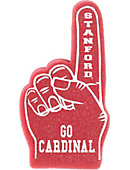 Stanford University Mini Foam Hand