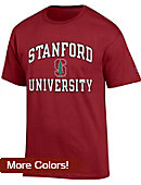 1506A Stanford University Short Sleeve T-Shirt