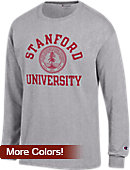 1306D Stanford Seal Long Sleeve T-Shirt