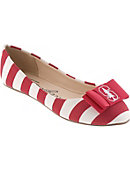 Stanford University Women's Flats with Bow