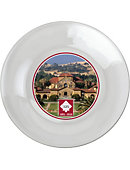 Stanford University 125 Year Anniversary 10 in. Round Plate