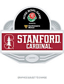 Stanford University 2016 Rose Bowl Pin