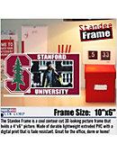 Stanford University 4'' x 6'' Standee Frame