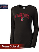 1509E Stanford University Piper Long Sleeve Tee