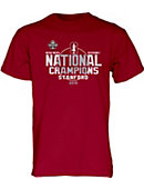 Stanford University Men's Soccer Cup National Champions 2015 T-Shirt
