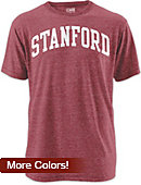 Stanford University Twisted Tri-Blend T-Shirt