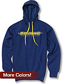 Spalding University Golden Eagles Hooded Sweatshirt