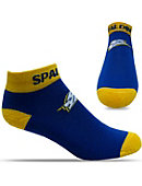Spalding University Lowcut Socks