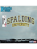 Spalding University Cling Decal