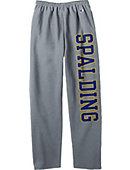Spalding University Open Bottom Sweatpants