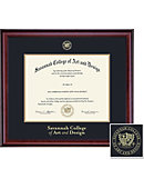 Savannah College of Art and Design 8.5'' x 11'' Classic Diploma Frame