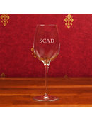 Savannah College of Art and Design 12 oz. Titan Wine Glass